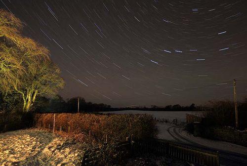 Snow-stars